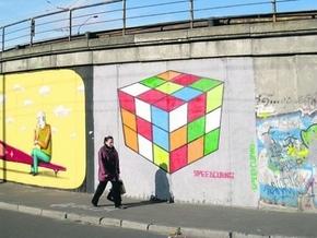 Художники разрисуют головоломками мосты и парапеты