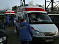 Автобус, у которого отказали тормоза, протаранил около 20 автомобилей. ФОТО