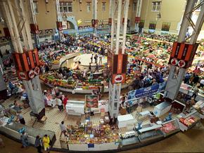 В здании Бессарабского рынка откроют ЦГ