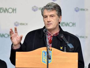 Ющенко не может нормально дышать