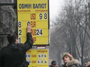 Котировка иностранных валют