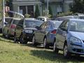 Рынок продаж автомобилей в Украине упал на 75%