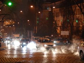 11 киевских улиц остались без света