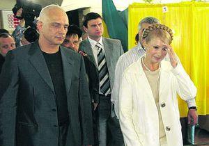Тимошенко: у моего мужа очень маленький и скромный