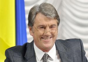 Ющенко стал ассенизатором
