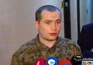 Бежавший в Грузию российский прапорщик рассказал об арсенале российских военных в ЮО