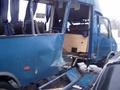 В результате столкновения маршрутки и Opel Corsa травмированы девять человек