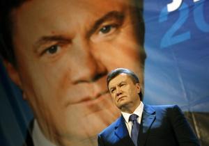 "Янукович будет ""коронован"" в срок"