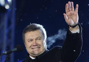 Янукович собирается строить космические корабли