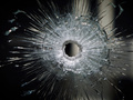 В Киеве из черного джипа BMW обстреляли авто бизнесмена