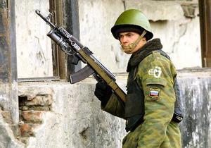 В Чечне задержан украинец, подозреваемый в пособничестве боевикам.