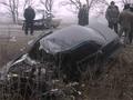 Под Мариуполем на автодороге Одесса - Мелитополь произошло ДТП