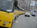 В Киеве водитель из Винницы пытался угнать маршрутное такси