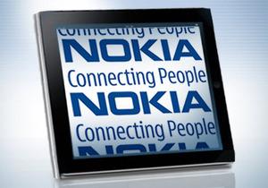 Любительский концепт планшета Nokia.  По словам аналитика Ашока Кумара...