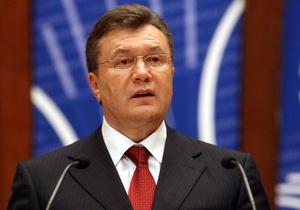 Янукович: Голодомор нельзя признавать геноцидом