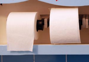 В США мужик ограбил магазин, обмотав голову туалетной бумагой