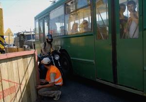 В троллейбусах будет прохладно