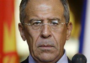 Лавров считает, что время со скандалом было выбрано с особым изяществом