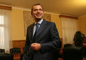 Янукович поздравил Клюева с днем рождения