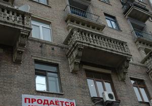 В Киеве ежемесячно покупают 400 квартир