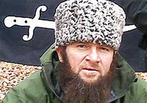 Умаров  обвинил в расколе среди кавказских боевиков эмиссара Аль-Каиды