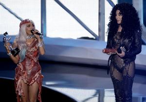 СМИ: Lady GaGa споет дуэтом с Шер
