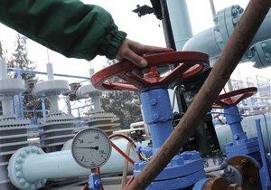 Газпром назвал цену на газ для Беларуси в 2011 году