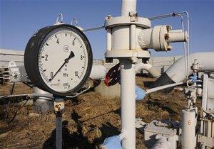 Украина в 2010 году планирует импортировать весь законтрактованный объем газа
