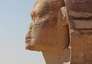 В Египте обнаружили древнюю стену, защищавшую Сфинкса от стихии