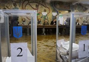 В харьковском избиркоме сгорел компьютер с результатами голосования