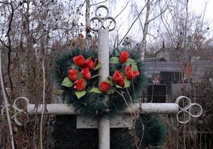 В Ровенской области проигравший кандидат в сельские председатели устроил погром на кладбище