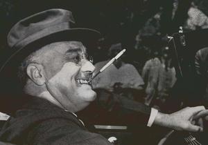 Из Франклина Рузвельта сделают охотника на оборотней