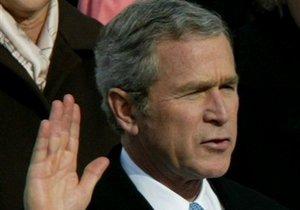 Буш признался, что был шокирован, не найдя в Ираке оружия массового поражения