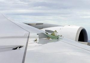 Rolls-Royce рекомендует проверить двигатели самолетов после инцидента с А380