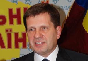 Костусев объявлен мэром Одессы
