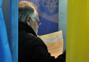 Стали известны результаты выборов в Волынский, Житомирский и Винницкий облсоветы