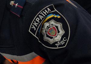 В Василькове неизвестный дважды за день заставил милицию искать мину в райадминистрации