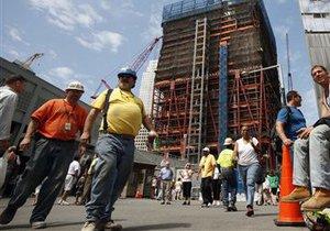 В центре Киева решили достроить торгово-офисный комплекс