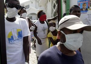 Жертвами холеры на Гаити стали 544 человека
