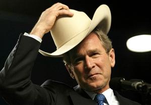 Буш дал первое интервью за время президентства Обамы