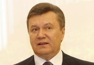 В четверг Янукович посетит Буковель