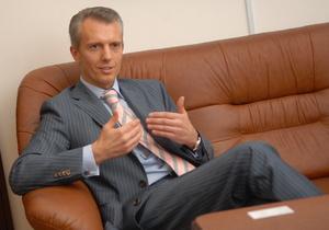 Хорошковский надеется, что после общения с ним европарламентарии смягчат свою оценку работе СБУ