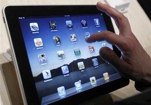 В России начали продавать iPad