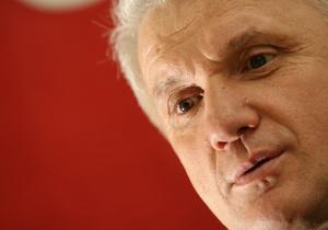 Литвин не знает, кого из депутатов СБУ хочет лишить неприкосновенности