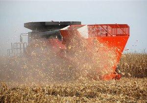 Фермеры потребовали у Януковича отменить квотирование экспорта зерна