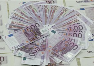 Курс евро упал до критического уровня