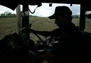 Фермеры угрожают забастовками, если правительство не отменит квоты на экспорт зерна