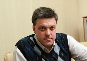 Тягнибок считает, что на востоке Украины есть запрос на ультраправую риторику