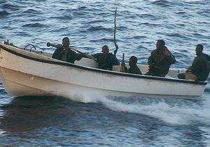 Экипаж судна, в состав которого входят украинцы, отразил атаку сомалийских пиратов