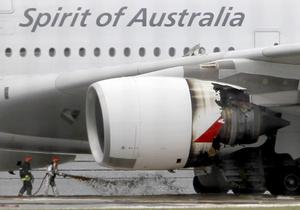 В Rolls-Royce назвали причину аварийной посадки самого большого в мире пассажирского самолета